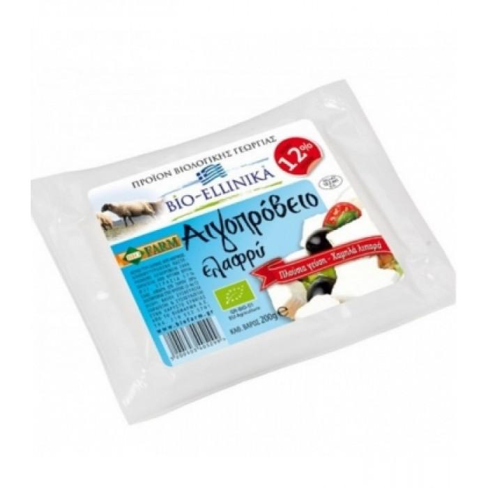 Τυρί Αιγοπρόβειο Ελαφρύ Βιολογικό 400γρ