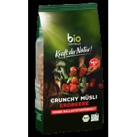 Μούσλι Crunchy Φράουλα Βιολογικό 375gr