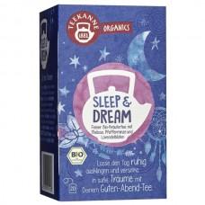 Sleep and Dream Herbal Tea Βιολογικό 34gr