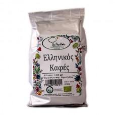 Καφές Ελληνικός Βιολογικός 100gr