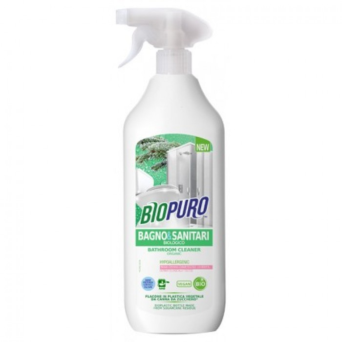 Spray Καθαρισμού για Μπάνιο Βιολογικό 500ml