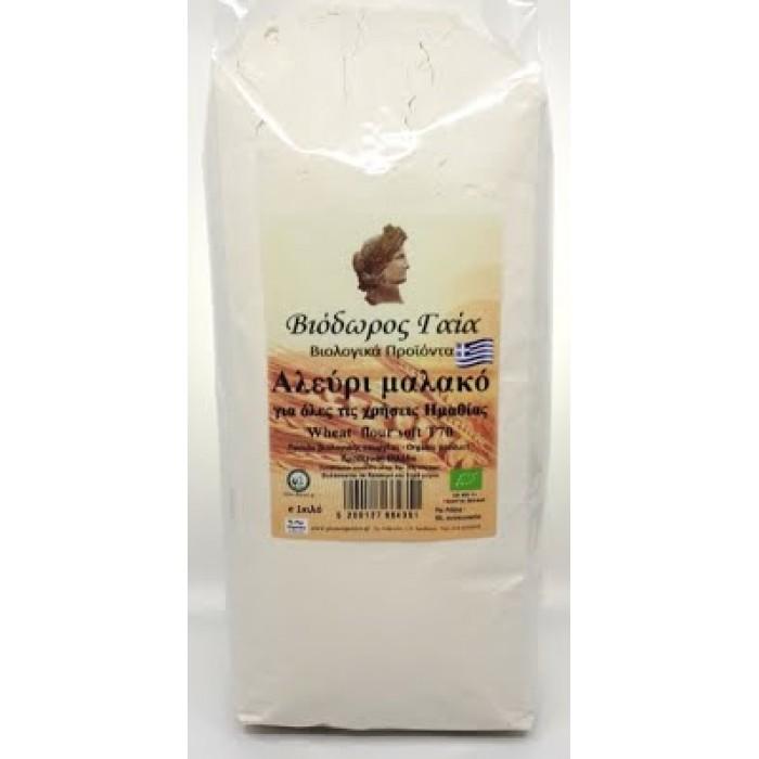 Βιολογικό Αλεύρι Σταριού Μαλακό 1kg