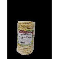 Γκοφρέτες Ρύζι & Καλαμπόκι Βιολογικές 100γρ