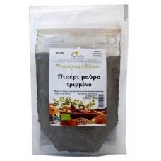 Πιπέρι Μαύρο Τριμμένο 100γρ ΒΙΟ