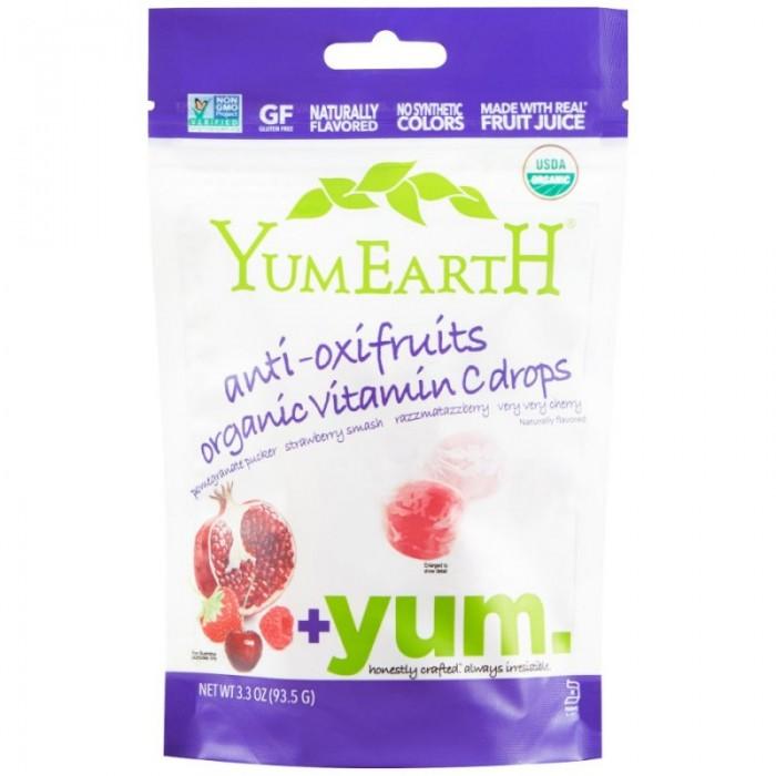 Καραμέλες Φρούτων VIT C 93,5γρ ΒΙΟ