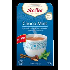 Yogi Tea Choco Mint 37,4γρ ΒΙΟ
