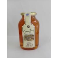 Μέλι  Από Άνθη , Κωνοφόρα και Θυμάρι 1000γρ