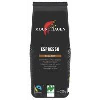 Βιολογικός Καφές Espresso Αλεσμένος Mount Hagen 250γρ