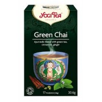 Yogi Tea Green Chai 30,6γρ ΒΙΟ