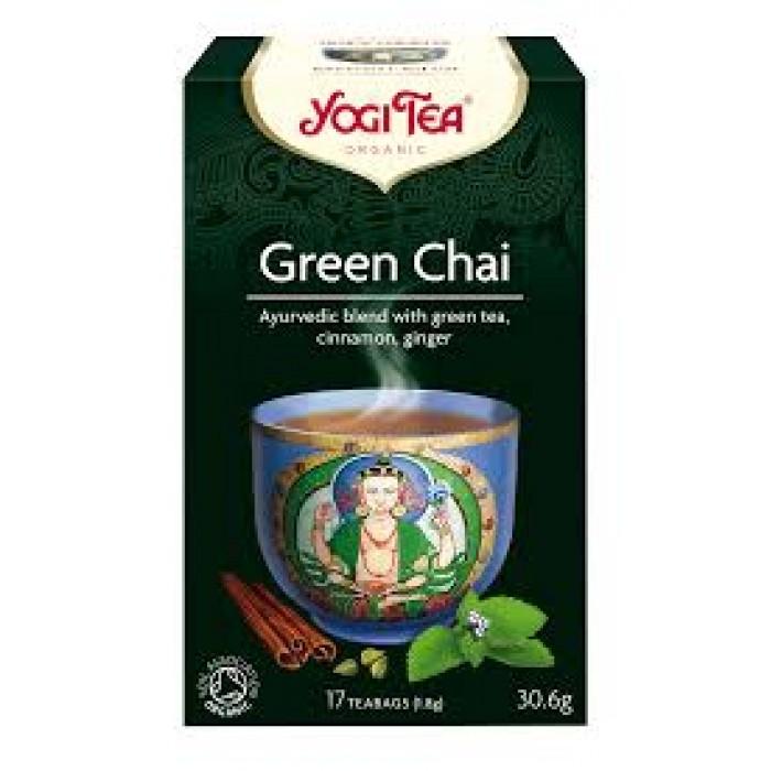 Yogi Tea Green Chai Βio