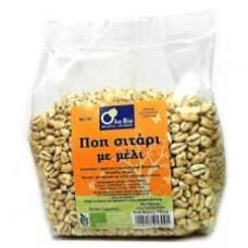 Ποπ Σιτάρι-Μέλι 150γρ ΒΙΟ