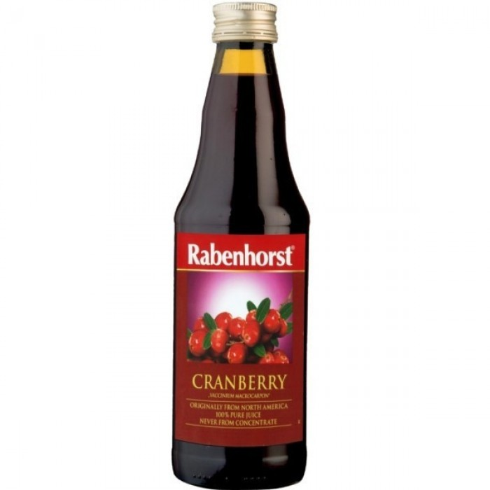 Χυμός Cranberry 750ml ΒΙΟ