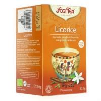 Βιολογικό τσάι με γλυκόριζα (Αιγυπτιακό Ρόφημα με γλυκόριζα) YOGI TEA