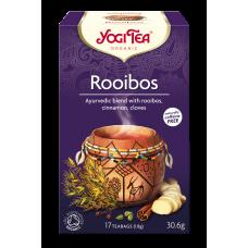 Yogi Tea Rooibos (αφρικάνικο ρόφημα για αναγέννηση)