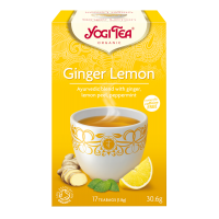 Yogi Tea Ginger Lemon Bio