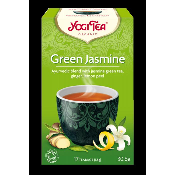 Yogi Tea Green Jasmine Bio