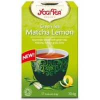 Yogi Tea Matcha Lemon Bio